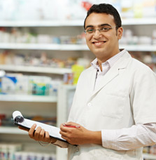Pharmacy Employee Scheduling